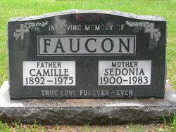 """Camille """"Bill"""" Faucon"""