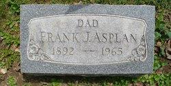 Frank J Asplan