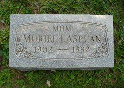 Muriel I <I>Nogle</I> Asplan