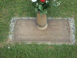 Clifford D. Johnson