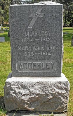 Mary Anna <I>Zellar</I> Adderley