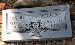 Iva Ruth <I>Scroggins</I> Baldwin