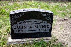 John Alexander Binnie