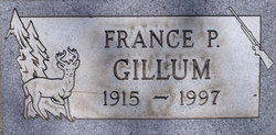 France Phillip Gillum