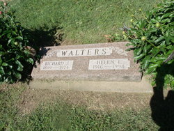 Helen Louise <I>Fisher</I> Walters