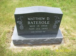 "Matthew Dale ""Matt"" Batesole"