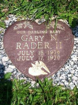 Gary Nelson Rader, II
