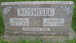 Lucille <I>Zeus</I> Rusmisel