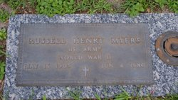 Russell Henry Myers