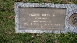Frank Biley, Jr