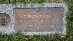 Martha H. Biley
