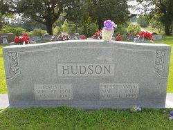Bessie Anna <I>Bearden</I> Hudson