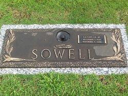 Georgia Mae <I>Robertson</I> Sowell