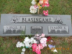 Ivaloo Kay <I>Housel</I> Blasingame