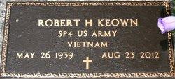 Robert Harvey Keown