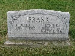Ardella <I>Coy</I> Frank