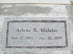 Arlene Ruby <I>West</I> Malaise