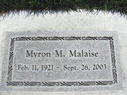 Myron Milford Malaise
