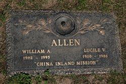 William Aspinall Allen