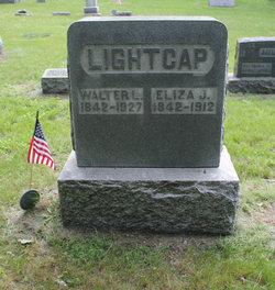 Eliza Jane <I>Stewart</I> Lightcap
