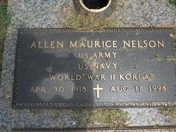 Allen Maurice Nelson
