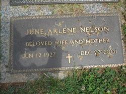 June Arlene <I>Keuling</I> Nelson