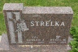 """Edward John """"Eddie"""" Strelka"""