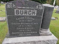 Calvin Baldwin Burch