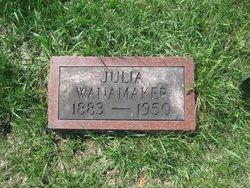 Julia Catherine <I>Husted</I> Wanamaker