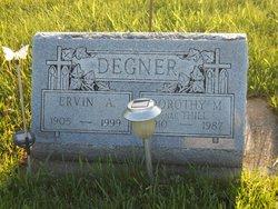 Dorothy M <I>Thill</I> Degner