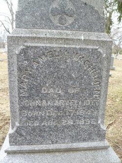 Mary Amelia <I>Elliott</I> Washburn