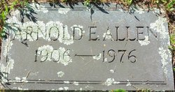 Arnold E Allen