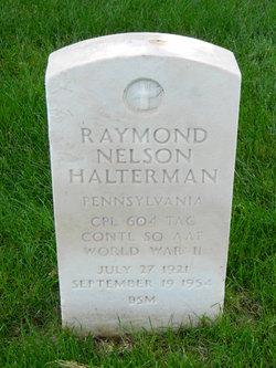 Raymond Nelson Halterman