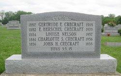John Howard Crecraft