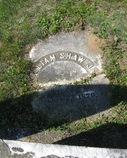 William Shaw, Jr
