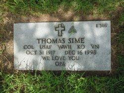 Thomas Sime