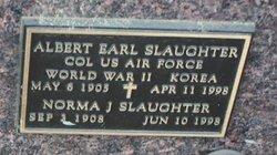 Albert Earl Slaughter