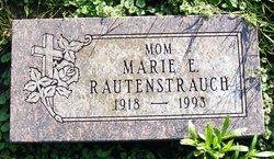 Marie Evelyn <I>Weber</I> Rautenstrauch