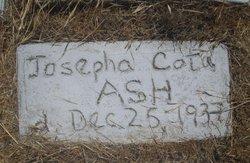Josepha <I>Cota</I> Ash
