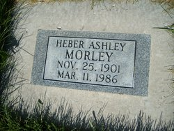 Heber Ashley Morley
