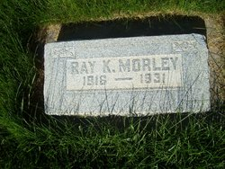 Ray Kemp Morley