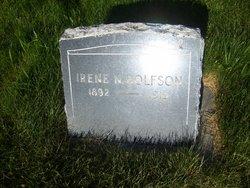 Irene N Rolfson