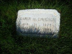 Karen Marie <I>Neilson</I> Davidson