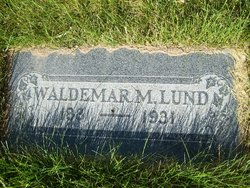Waldemar M <I>Mortensen</I> Lund