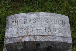 Thomas Baugh
