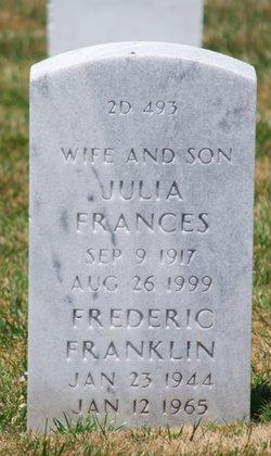 Frederic Franklin Ahrens