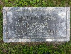 Maude <I>Long</I> Kinyon