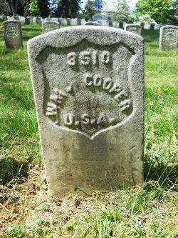 Pvt William Cooper