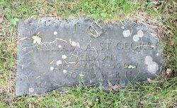 PFC William Arthur St. George