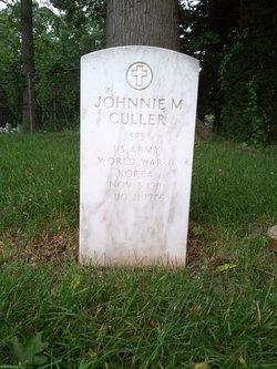 Johnnie McMillian Culler